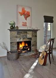 photos hgtv updated slate fireplace with stone tiles and hardwood