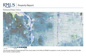 map of home values expensive pockets in portland neighborhoods
