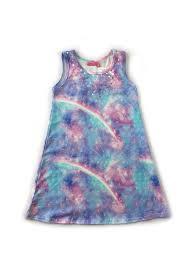 haven audrey girls rainbow dress