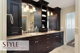 Custom Bathrooms Designs Best Custom Bathroom Cabinets Vanities Regarding Designs Ideas 1