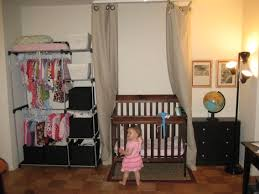 Baby Closets Can You Fit A Baby Into A One Bedroom Apartment Bedrooms