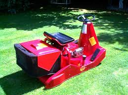 dynamow hydrostatic lawn mower