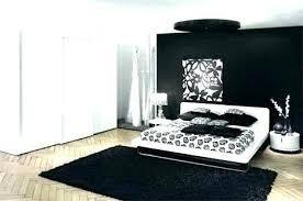 Deco Chambre Noir Blanc Deco Noir Et Blanc Chambre Chambre Idee Deco Chambre Noir Blanc