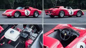ferrari classic classic car go karts
