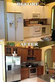 Cost For New Kitchen Cabinets by 11 Best Kitchen Cabinet Refacing Kansas City Images On Pinterest