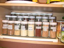 Cabinet Organizers For Kitchen How I Organized The Spice Cabinet To Make It Easier To Cook Youtube