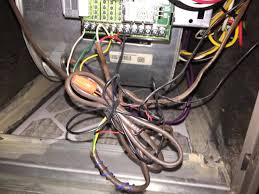 wiring trying to figure out c wire home improvement stack furnace