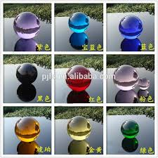 small glass balls for decorating 10 60mm buy small glass balls