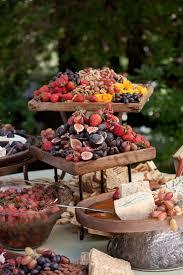 fruit table display ideas 37 surprising fruit and veggie wedding desserts wedding