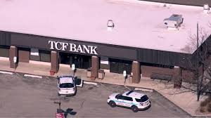 tcf bank robbed in garfield ridge abc7chicago