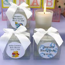 favors online candle baby shower favors ideas baby shower for parents
