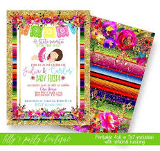 mexican baby shower baby shower invitation best 25 mexican baby showers ideas on