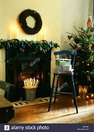 fireplace display interior cardboard fireplace display christmas prop for how to