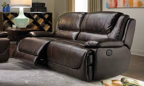 Picture Of A Sofa Living Room Leather Power Reclining Sofa Callahan Recliner