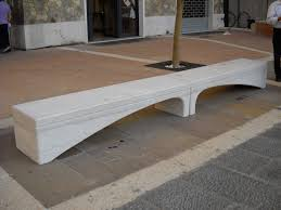 stone benches archiproducts
