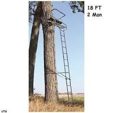 2 ladder stand ebay