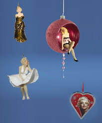 marilyn ornaments small talk by giftapolis