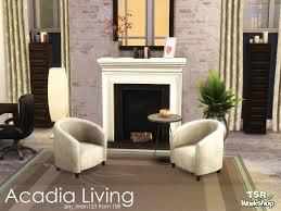 sim man123 u0027s acadia living room