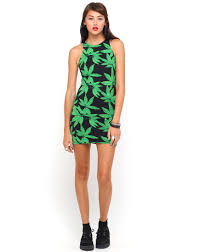 bodycon dresses buy motel zena bodycon dress in green palm leaf at motel rocks