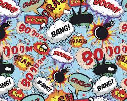 city graffiti wallpaper mural for kids kool rooms for kool kids comic pop wallpaper mural