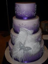 purple and silver wedding cool fancy purple and silver wedding cake my wedding site