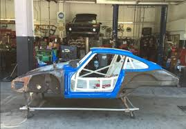 porsche 904 chassis 1972 porsche 911 non sunroof chassis found in los angeles dirty