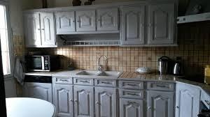 cuisine relooking relooking cuisine à ambloy avec un effet vieilli blanc et orage
