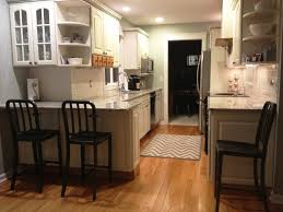 Galley Kitchen Layout Ideas Better Galley Kitchens Designs Ideas Today For Makeover Ideas