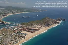Map Of Cabo San Lucas Mexico by Pacific Beaches Cabo San Lucas Old Cabo