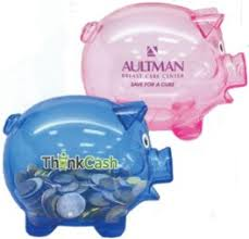 Customized Piggy Bank Promotional Custom Imprinted Personalized Piggy Banks