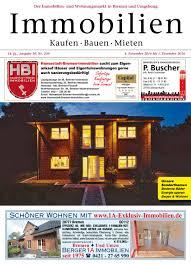 Gebrauchtimmobilien Kaufen Kaufen Bauen Mieten November 2016 By Kps Verlagsgesellschaft Mbh
