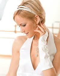 Hochsteckfrisurenen Hochzeit Mit Haarreif by Brautfrisur Brautfrisuren Haarreifen Das Kleid
