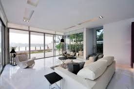 house design pictures thailand luxury living room design in minimalistic vacation home in bangkok