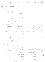 cubes and cube roots rd sharma class 8 solutions