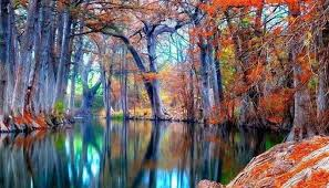 fantastic fall u0027color tours u0027 texas hill country