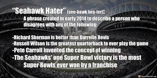 Hater Memes - seahawk hater meme meme