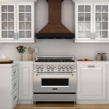 42 inch kitchen wall cabinets lowes 42 crafted designer wood 400 cfm ducted wall mount