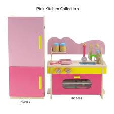 18 inch doll kitchen furniture inch doll furniture wooden kitchen and refrigerator freezer set