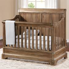 Convertible Crib Nursery Sets Amazing Rustic Baby Convertible Cribs With Wood Material And