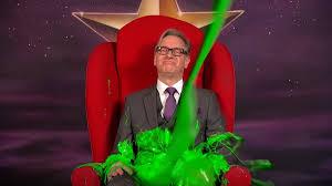 Kristen Wiig Red Flag Ghostbusters U0027 Director Paul Feig Gets Slimed On U0027the Graham Norton