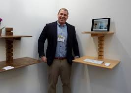 at ids16 an affordable minimal and ergonomic standing desk