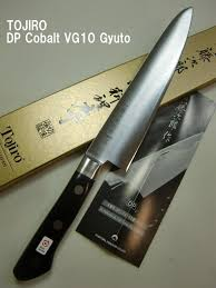 japanese kitchen knife tojiro dp cobalt vg10 gyutou 210mm chef knife