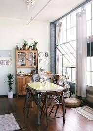 cuisine boheme chic un loft éclectique et poétique à oakland le déco de l