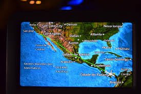 Copa Airlines Route Map by Review Of Copa Airlines Flight From Los Angeles To Tocumen In Business