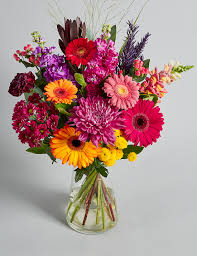 bouquet flowers seasonal flowers bouquets m s