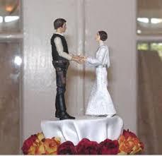 wars wedding cake topper wedding in los angeles wars wedding cake toppers the