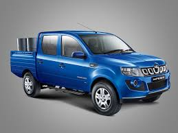 indian jeep modified mahindra imperio premium pick up truck in india