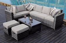 Sofas For Conservatory Corner Conservatory Furniture Ebay