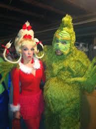 Cindy Lou Halloween Costume Adam Kreutinger Halloween Grinch Stole Christmas