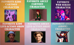 Meme Types - shows favorite types of characters meme by antisapien on deviantart